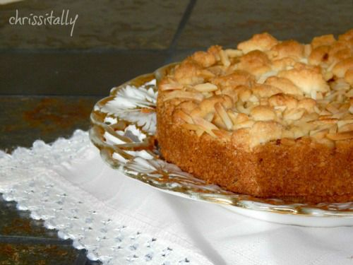 Apple-Crumble Torte © Chrissitally´s Cupcakefactory
