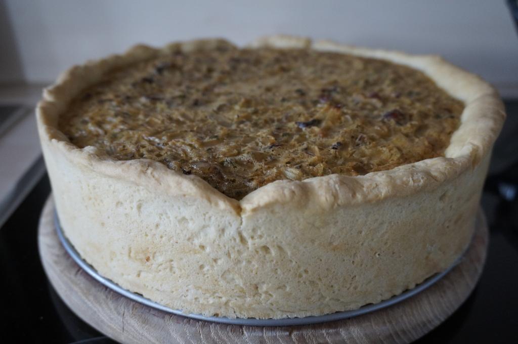 Original Zwiebelkuchen Rezept