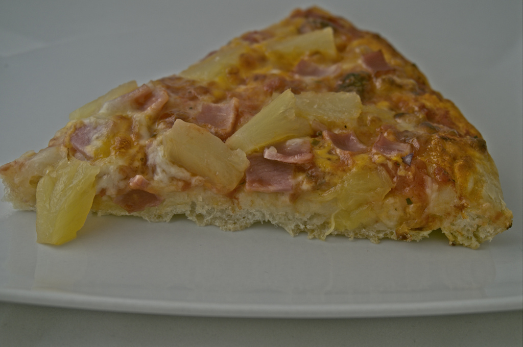 Pan Pizza - Hawai