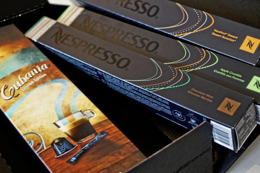 Verlosung: Leckere Nespresso - Kapseln