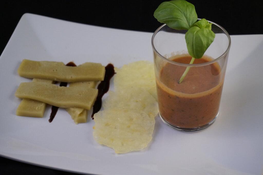 Tomate - Mozzarella: Caprese mal anders