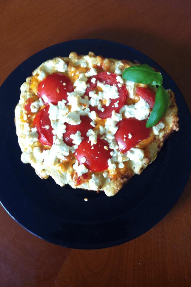 Gastbeitrag: Low Carb - Blumenkohl - Pizza