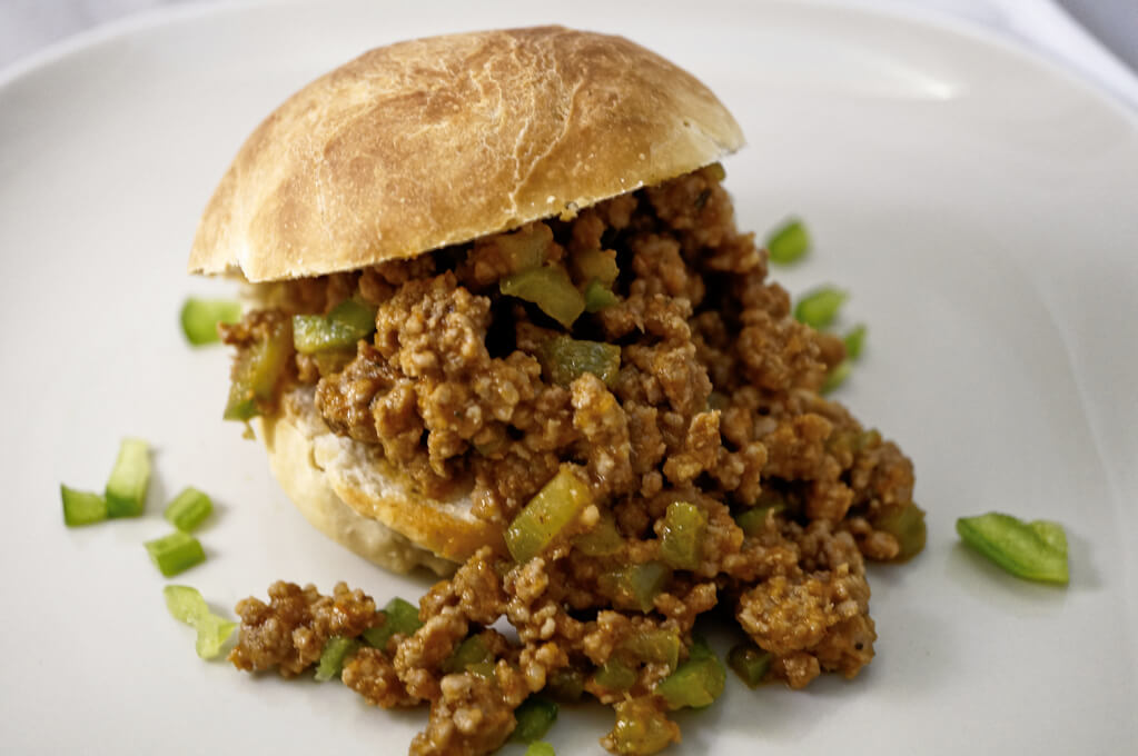 Sloppy Joe - Sandwich