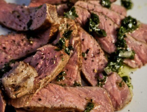 Das (fast) perfekte Steak