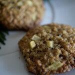 Rezept für Apfel Zimt Cookies