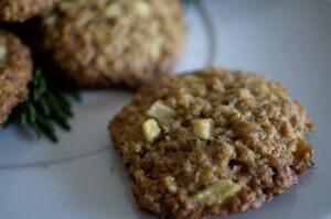 Apfel-Zimt-Cookie-III