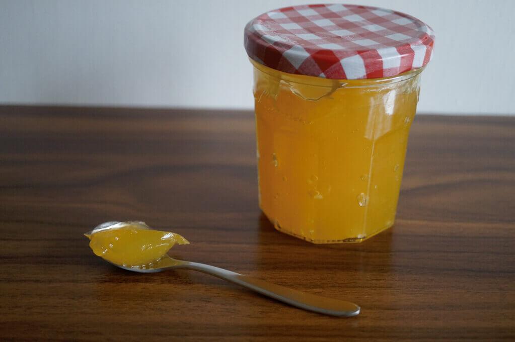Mandarinnen - Champagner - Gelee 2