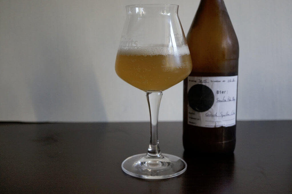 Das mysteriöse Samba Pale Ale 1