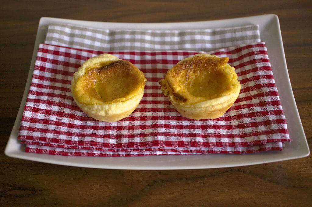 Pasteis de Nata Portugisiches Dessert