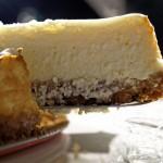 New York Cheesecake mit Sauerrahmtopping 1