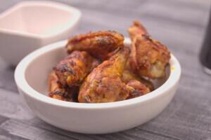 Chicken Wings in leckerer Marinade