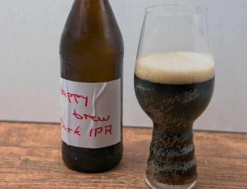 Dark IPA – Mein erstes selbstgeschriebenes Bierrezept