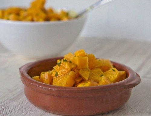 Süßkartoffelsalat – Tolle Beilage in der Grillsaison
