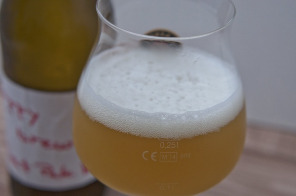 selbstgemachtes Wheat Pale Ale