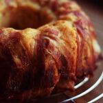 Bacon Guglhupf mit Berkäse