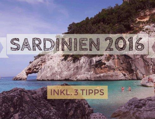 happy plate on tour – Urlaub auf Sardinien