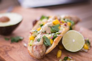 Hot Dog Hawai