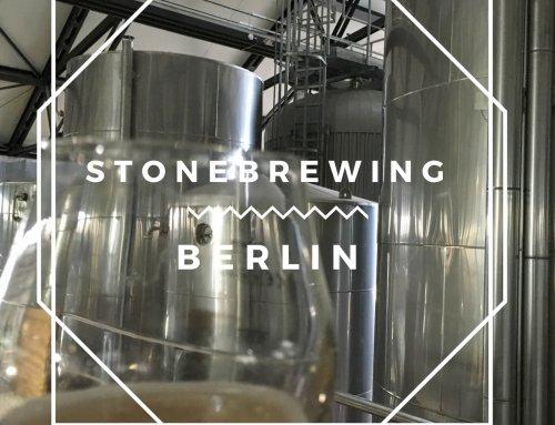 Mein Besuch bei Stone Brewing in Berlin