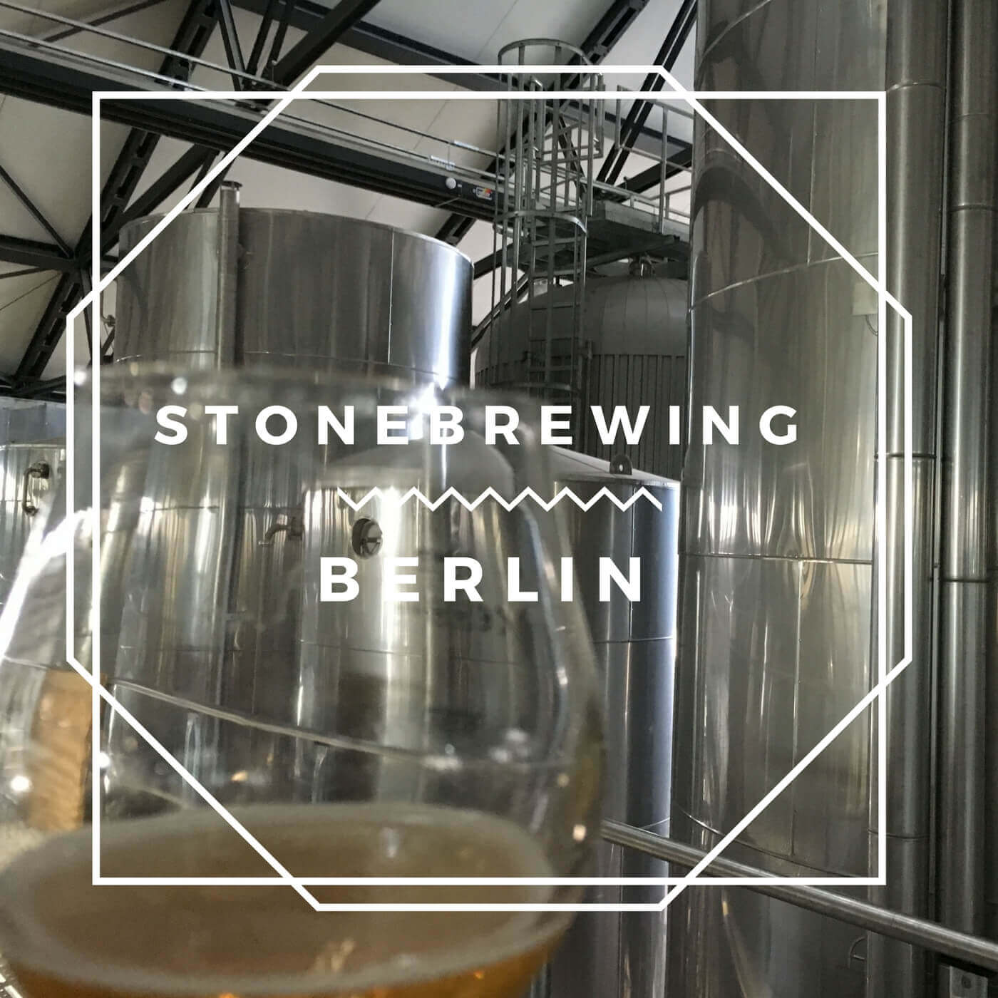 Stone Brewing in Berlin