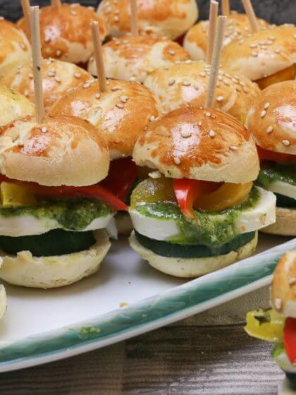 Antipasti Mini Burger