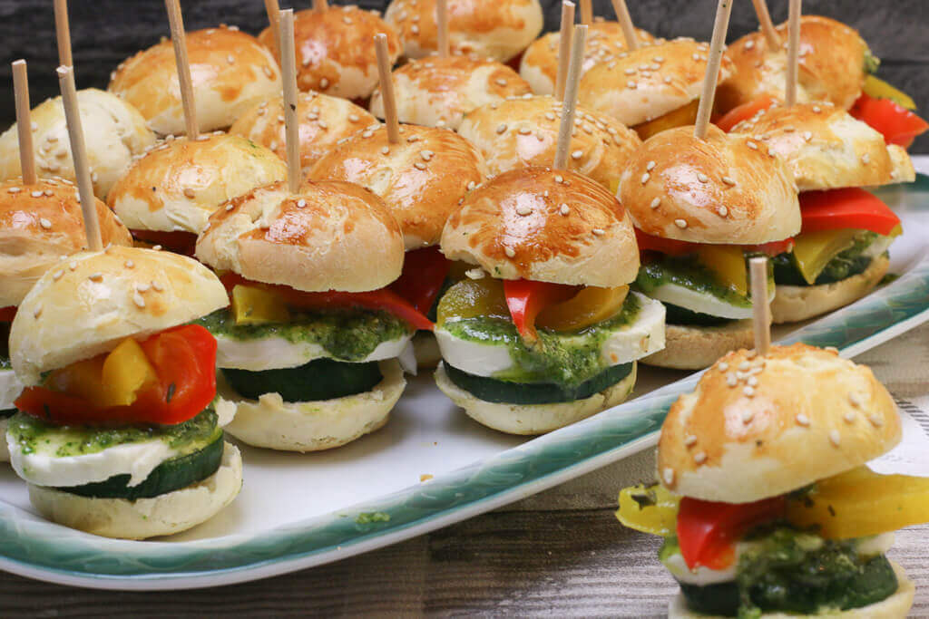 Antipasti Mini Burger