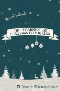 Banner Sugarprincess Christmas Cookie Club