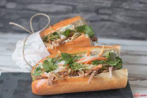 Banh Mi mit Beef