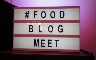 Food.Blog.Meet 2017 in Köln