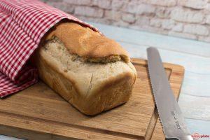 Selbstgemachtes Sandwichbrot nach Jamie Oliver