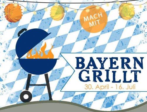 Blogparade #bayerngrillt und tolle Gewinne