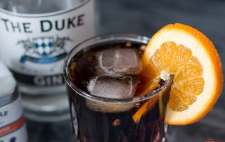Gin Tonic mit Cold Brew