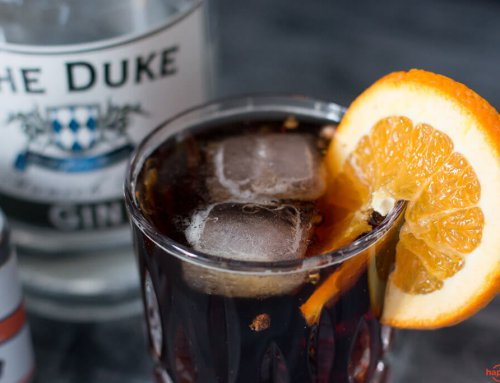 Toller Longdrink: Gin Tonic mit Cold Brew