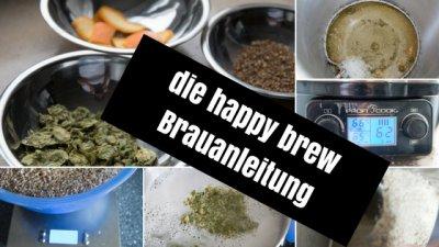 Cover happy Brew Braunaleitung - Die gratis schritt -für-schirtt-anleitung