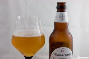Raspberry Saison von Inni and Gunn