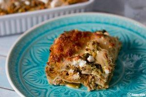 Orientalische Lasagne_