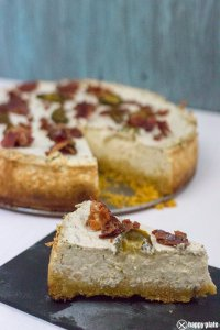 Deftiger Jalapeno Cheesecake mit Bacon