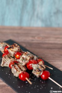 Thunfisch Sticks mit Tomaten_