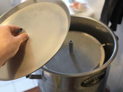 Low Oxygen Brewing von Speidel