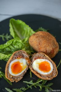 Scotch Eggs selbstgemacht
