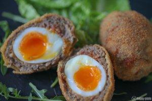 selbstgemachte Scotch Eggs_
