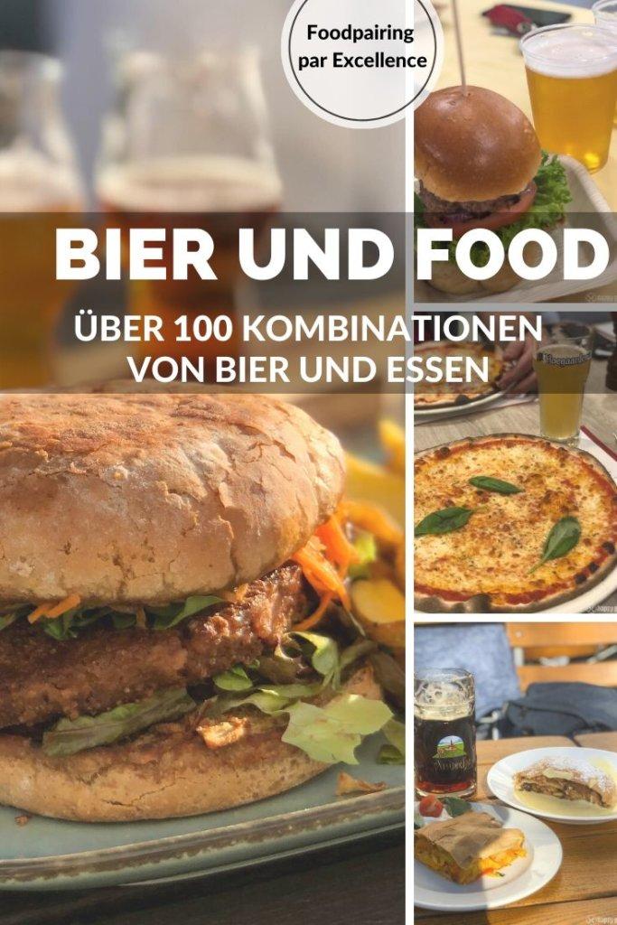 Bier und Speisen - Foodpairing
