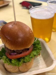 Foodpairing Bier und Burger