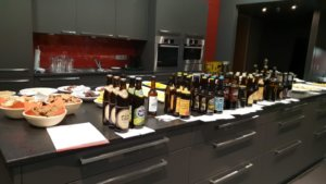 Foodpairing Workshop im Bierbotschafter