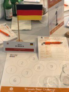 Internationaler Beer Judge bei der Brussel Beer Challenge