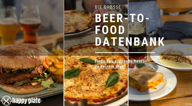 Beer-To-Food-Datenbank foodpairing mit Bier