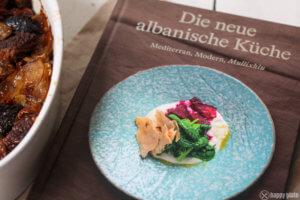 Die neue albanische Küche Kochbuch
