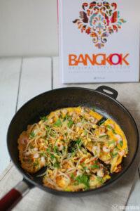 Krabben Omelette Thai Art