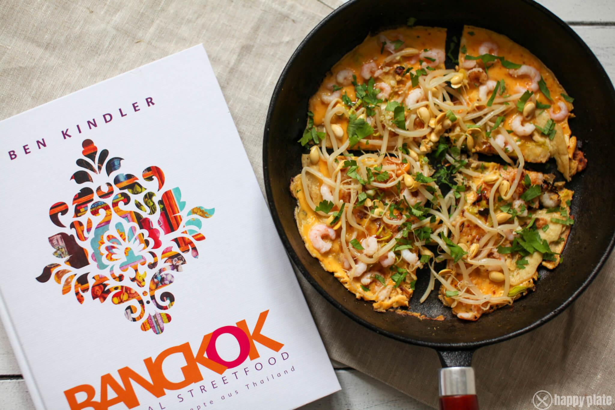 Krabben Pfannkuchen Thai Art