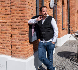 Biersommelier Björn Buresch denkt an ein Online Biertasting
