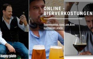 Online Bierverkostungen